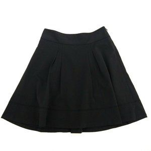 The Limited Pleated Skirt Black Short Mini Small